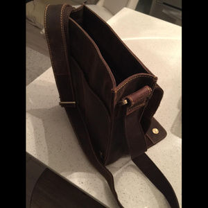 Other - Cow Leather Messenger Bag